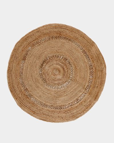 Carolyn Donnelly Eclectic Jute Rug