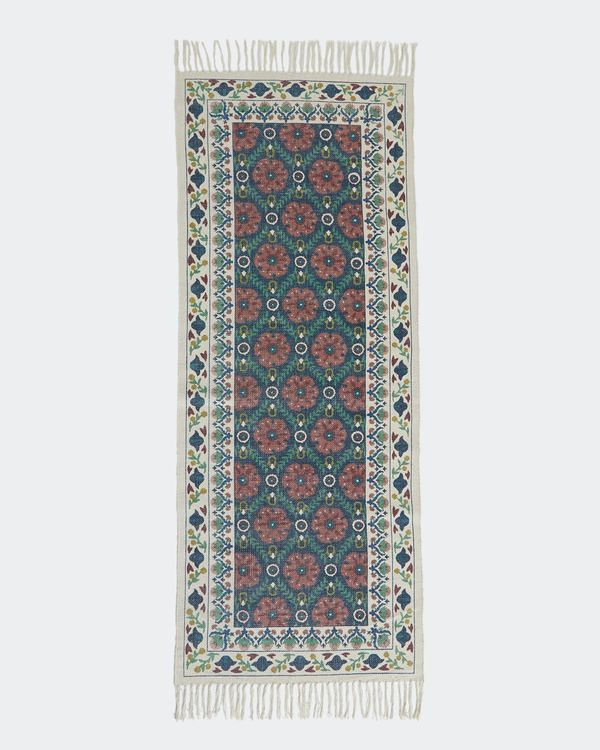 Carolyn Donnelly Eclectic Fleur Runner