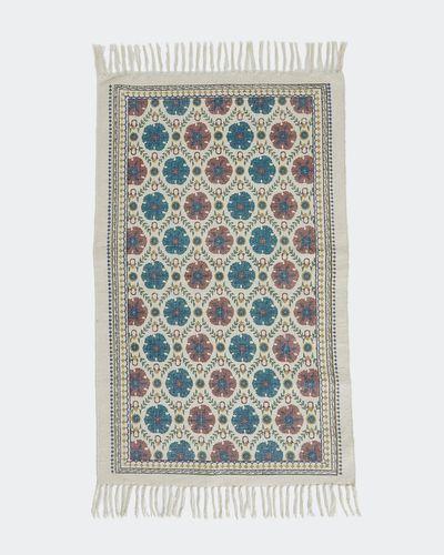 Carolyn Donnelly Eclectic Fleur Mat