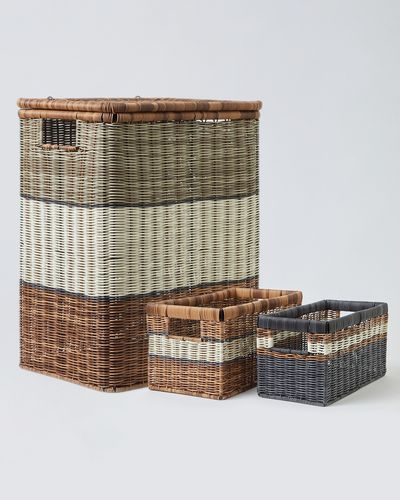 Carolyn Donnelly Eclectic Storage Basket