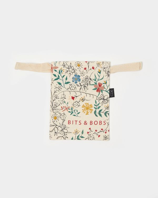 Carolyn Donnelly Eclectic Small Printed Storage Bag