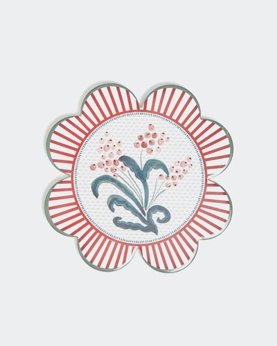 Carolyn Donnelly Eclectic Ceramic Trivet thumbnail