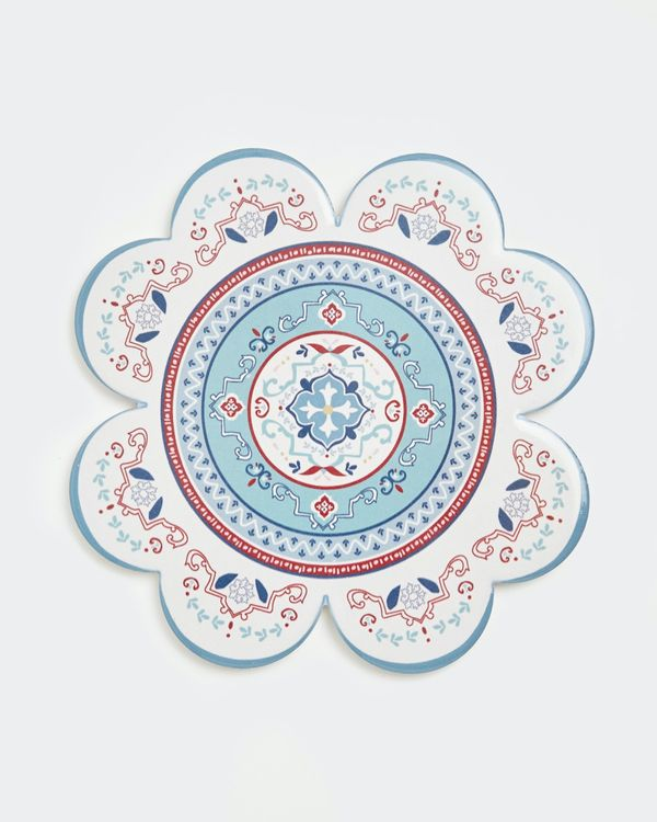 Carolyn Donnelly Eclectic Ceramic Trivet