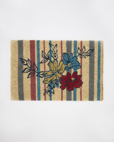 Carolyn Donnelly Eclectic Printed Doormat thumbnail
