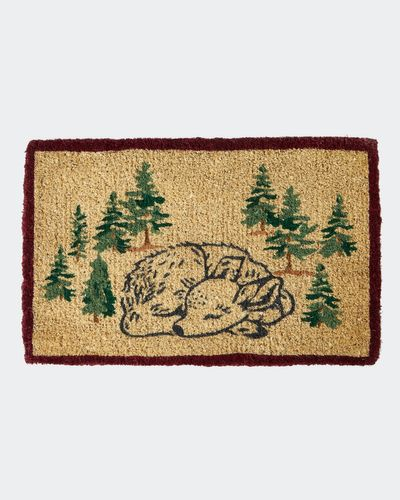 Carolyn Donnelly Eclectic Printed Door mat thumbnail