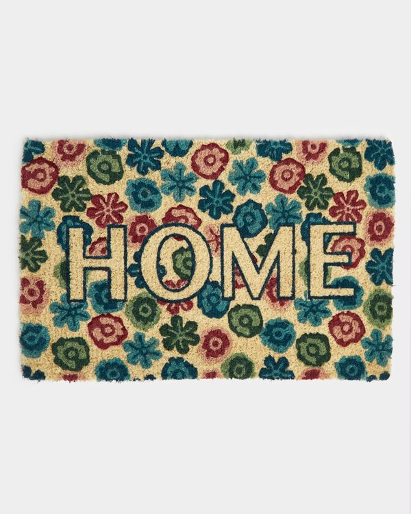 Carolyn Donnelly Eclectic Printed Door Mat