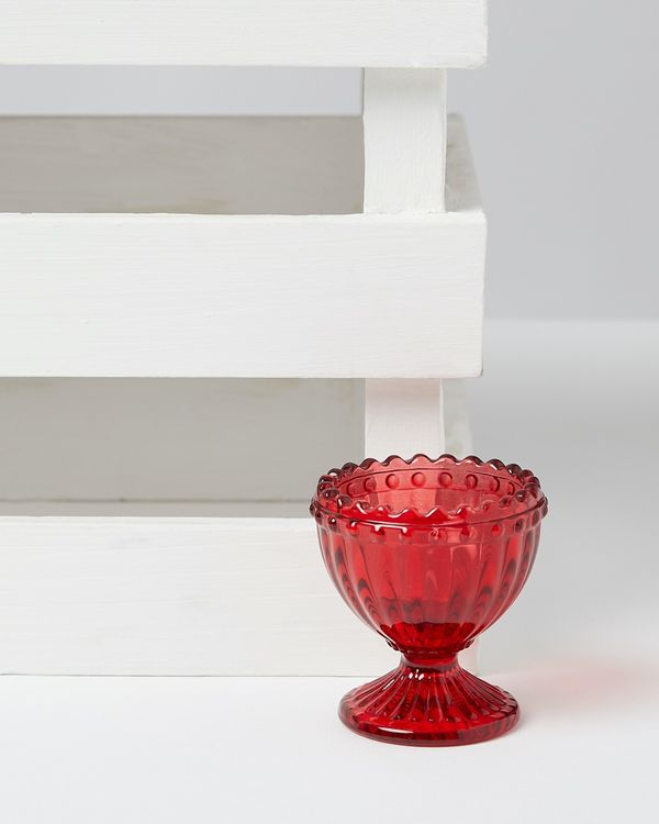 Carolyn Donnelly Eclectic Glass Egg Cup
