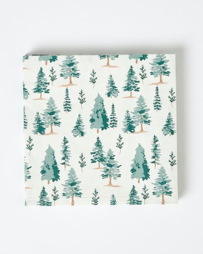 Carolyn Donnelly Eclectic Paper Napkins - Pack Of 20 thumbnail