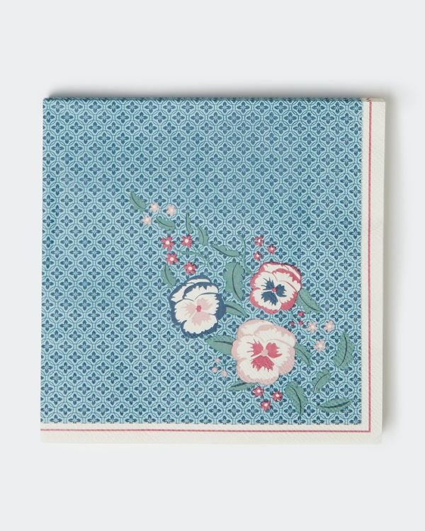 Carolyn Donnelly Eclectic Paper Napkins - Pack Of 20