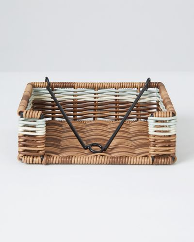 Carolyn Donnelly Eclectic Napkin Holder