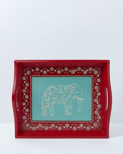 Carolyn Donnelly Eclectic Artisan Tray