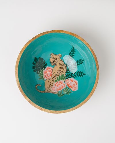 Carolyn Donnelly Eclectic Magnolia Bowl