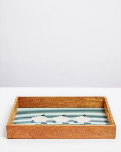 Carolyn Donnelly Eclectic Wooden Tray thumbnail