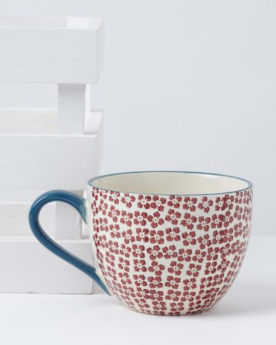 Carolyn Donnelly Eclectic Rosie Coffee Mug thumbnail