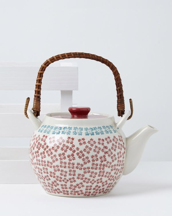 Carolyn Donnelly Eclectic Rosie Teapot