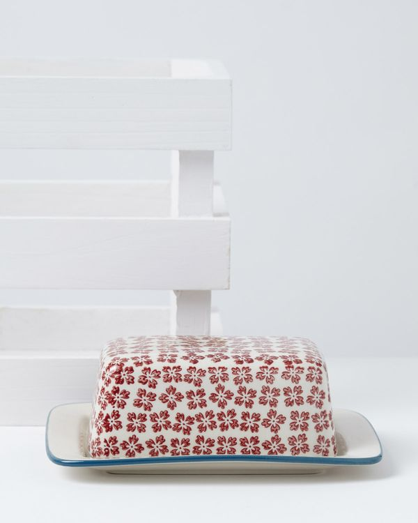 Carolyn Donnelly Eclectic Rosie Butter Dish