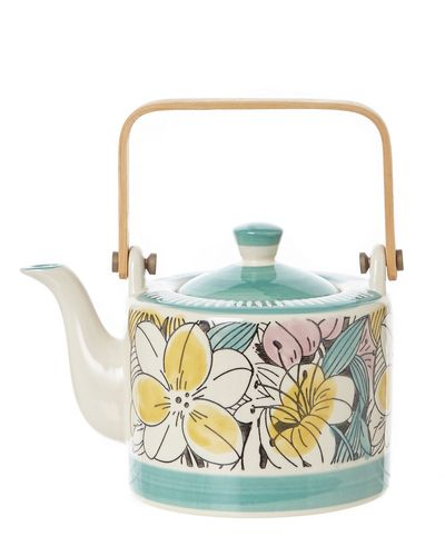 Carolyn Donnelly Eclectic Saka Teapot