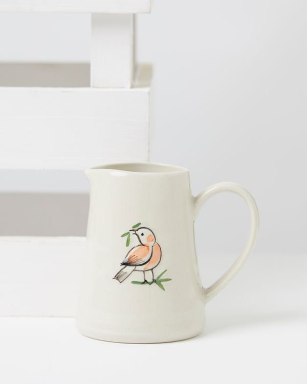 Carolyn Donnelly Eclectic Starling Creamer
