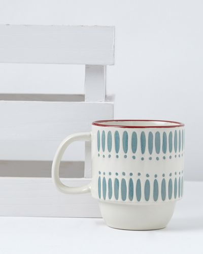 Carolyn Donnelly Eclectic Dash Dot Mug