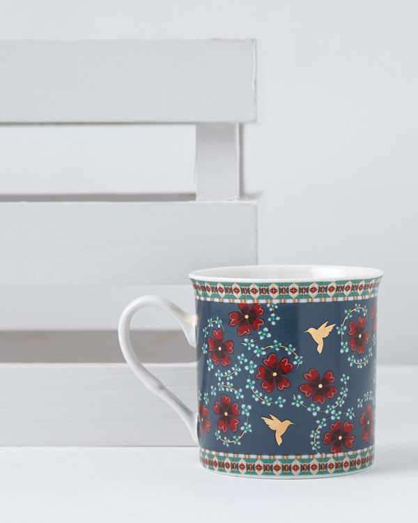 Carolyn Donnelly Eclectic Bone China Mugs