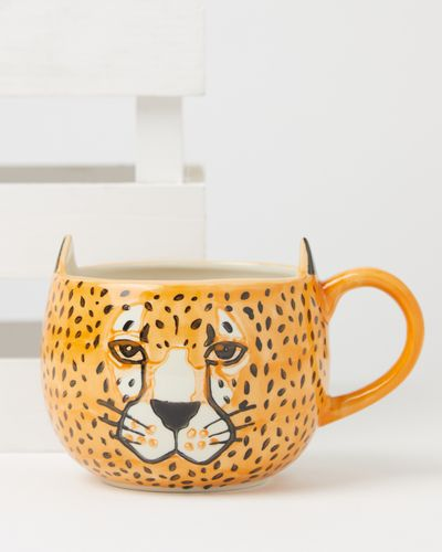 Carolyn Donnelly Eclectic Cheetah Mug