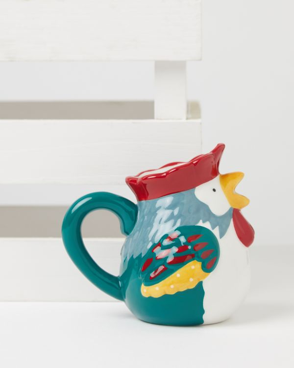 Carolyn Donnelly Eclectic Chicken Creamer