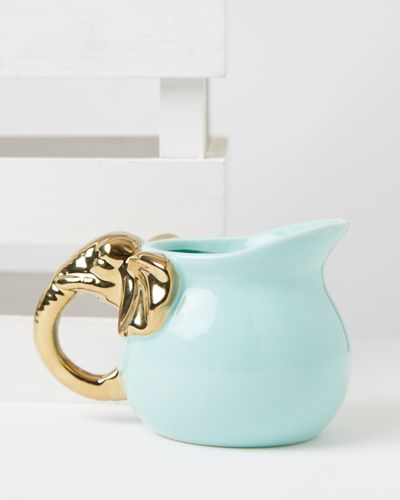 Carolyn Donnelly Eclectic Elephant Creamer