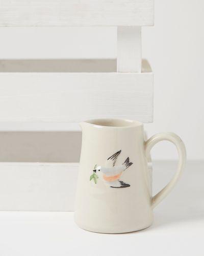 Carolyn Donnelly Eclectic Birdie Creamer