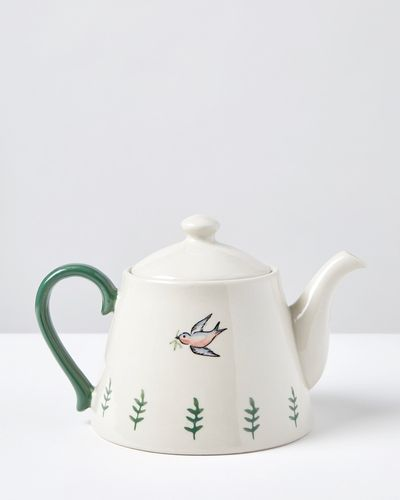 Carolyn Donnelly Eclectic Birdie Teapot thumbnail