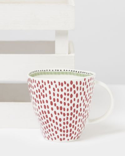Carolyn Donnelly Eclectic Dotty Mug thumbnail