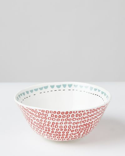 Carolyn Donnelly Eclectic Dotty Large Bowl thumbnail