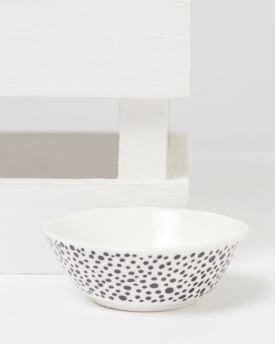 Carolyn Donnelly Eclectic Dotty Mini Bowl thumbnail