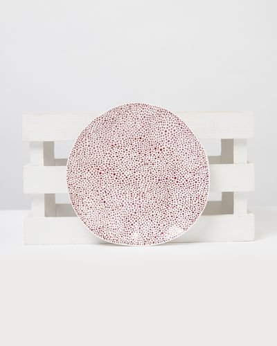 Carolyn Donnelly Eclectic Dotty Side Plate thumbnail
