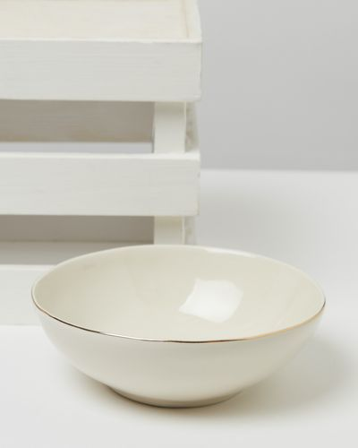 Carolyn Donnelly Eclectic Dimple Breakfast Bowl thumbnail