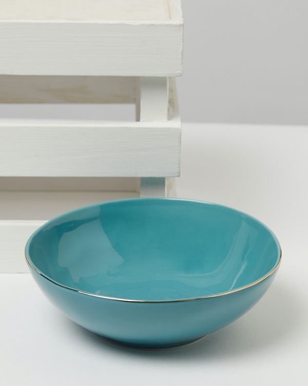 Carolyn Donnelly Eclectic Dimple Breakfast Bowl