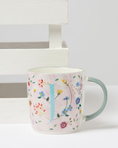 Carolyn Donnelly Eclectic Alphabet Mug thumbnail