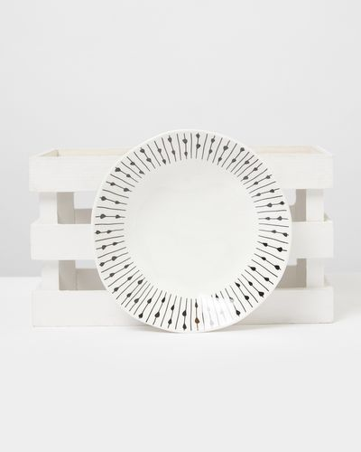 Carolyn Donnelly Eclectic Dotty Pasta Bowl thumbnail