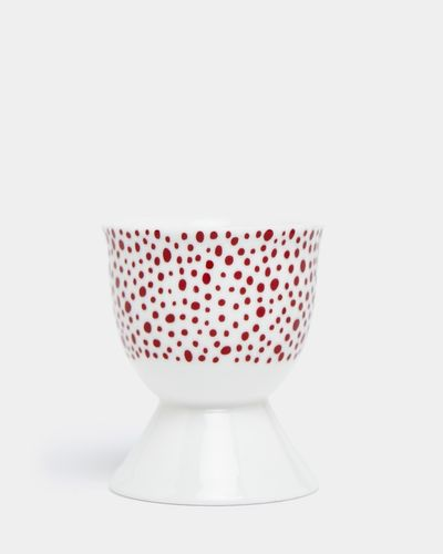 Carolyn Donnelly Eclectic Dotty Egg Cup