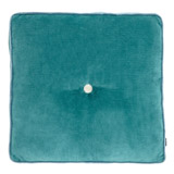 dark-green Carolyn Donnelly Eclectic Velvet Seatpad