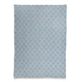 blue Carolyn Donnelly Eclectic Lucia Tea Towel