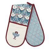 multi Carolyn Donnelly Eclectic Lucia Double Oven Glove