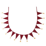 burgundy Carolyn Donnelly Eclectic Lucia Bunting Lucia Bunting