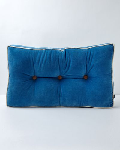 Carolyn Donnelly Eclectic Velvet Seat Pad
