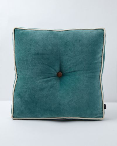 Carolyn Donnelly Eclectic Velvet Seat Pad thumbnail