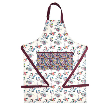 Carolyn Donnelly Eclectic Bloom Apron