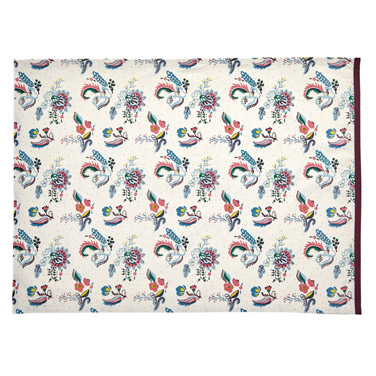 Carolyn Donnelly Eclectic Bloom Tea Towel