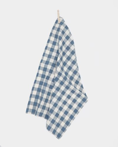 Carolyn Donnelly Eclectic Basic Waffle Tea Towel