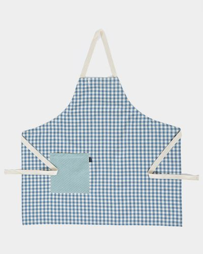 Carolyn Donnelly Eclectic Gingham Apron