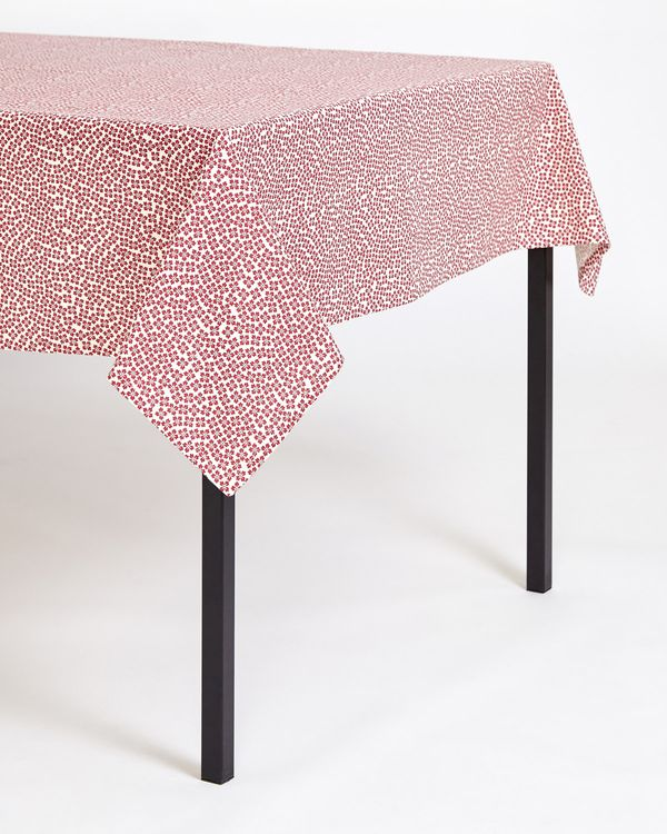 Carolyn Donnelly Eclectic Printed Tablecloth