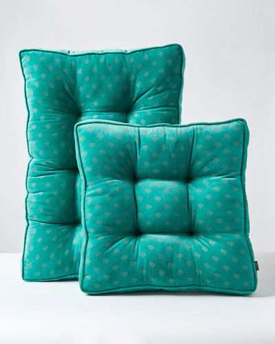 Carolyn Donnelly Eclectic Pigment Seatpad